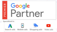 google partner adwords small